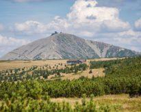 Májová turistika v Krkonoších