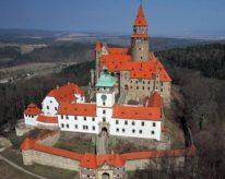 Velikonoce na hradě Bouzov