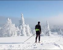 Lyže a zimní turistika v Orlických horách