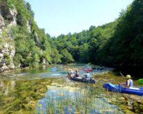 Nejkrásnější řeky Chorvatska BUSEM