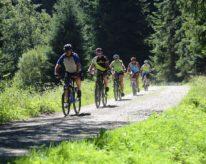 Na kole za šumavskými hvozdy