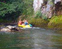 Léto na slovenských řekách Orava a Váh